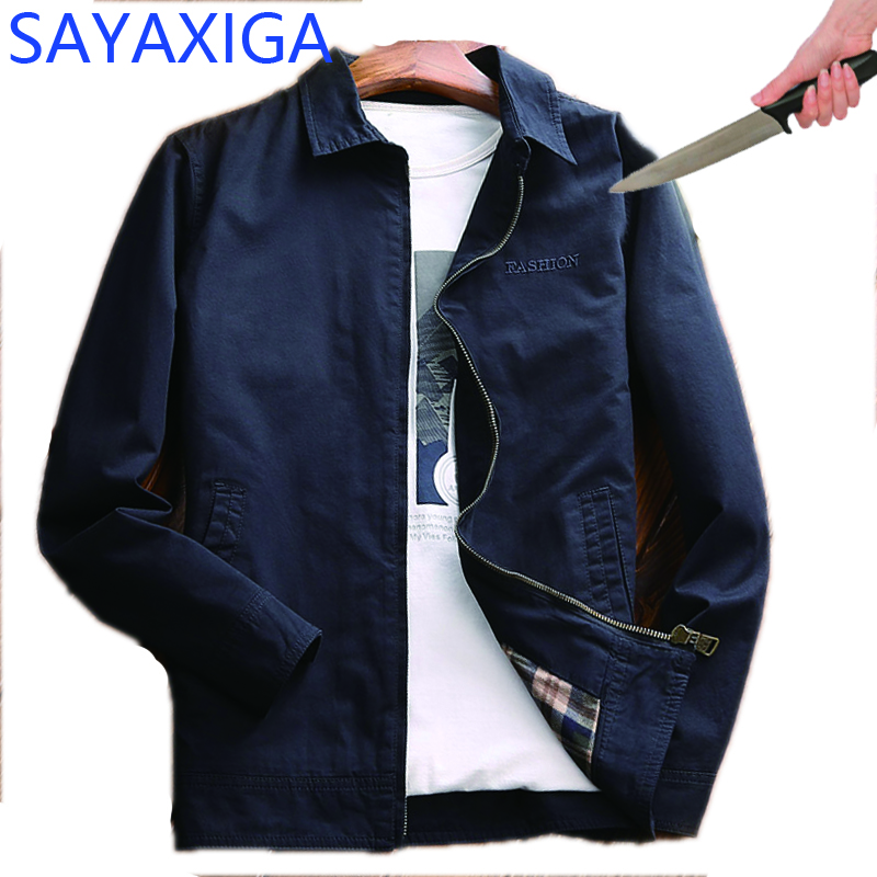 And Great Variety Of Designs And Colors Self Defense Anti-cut Jacket Anti Stab Clothing Anti-knife Cut Resistant Men Outfit Security Clothes Concealed Soft Stab Jackets Famous For High Quality Raw Materials Full Range Of Specifications And Sizes
