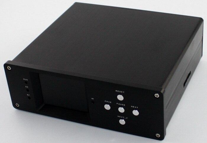 STM32F407ZET6 AK4118 SD lecteur de platine numérique de luxe sans perte