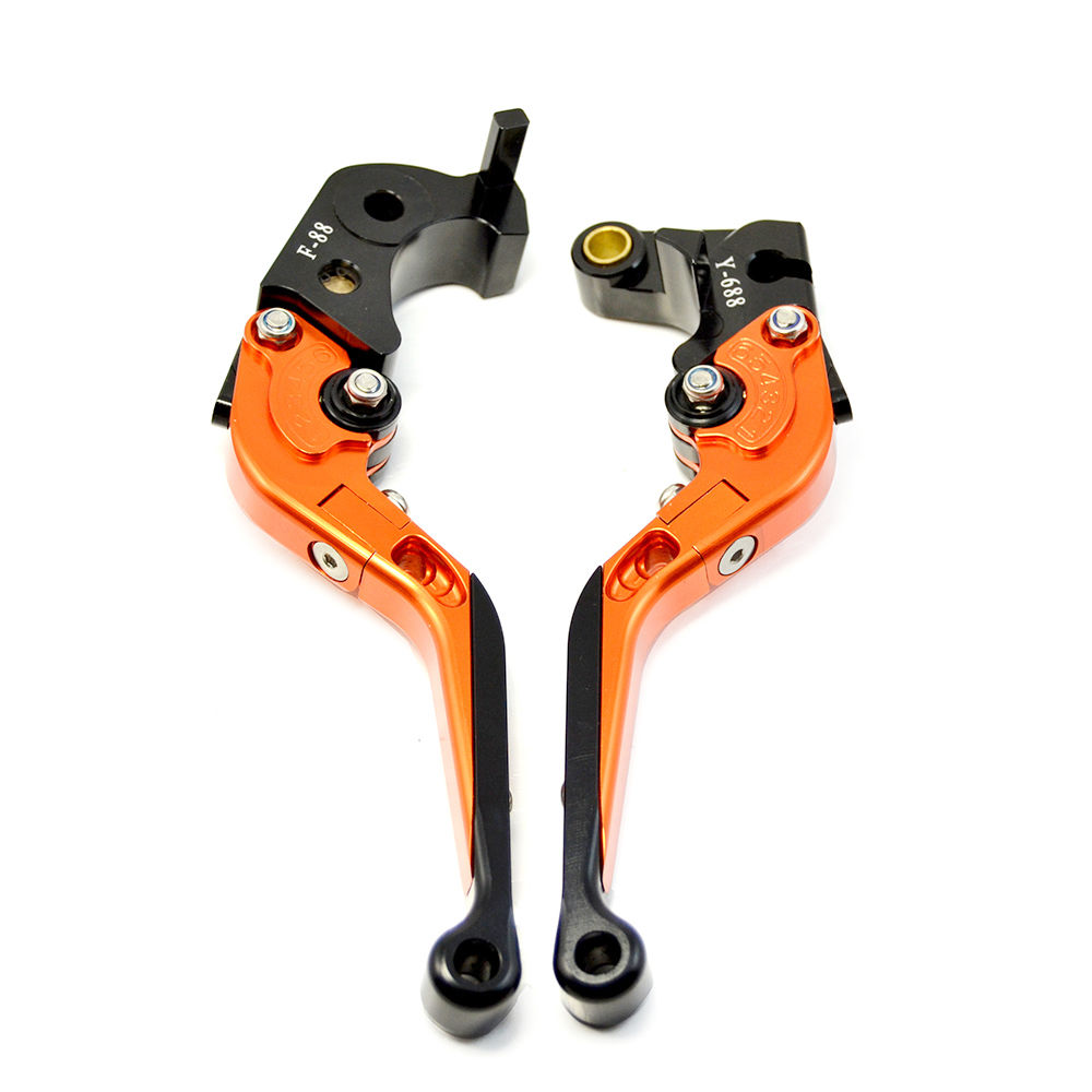 Best Replacement CNC Adjustable Motorcycle Brake Clutch Levers For KTM DUKE 390 125 200 / RC 125 200 390