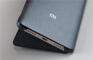 Image 3 - 100% Original Xiaomi Redmi Note 4x Case PU leather flip Case for Xiaomi redmi note 4x 4 X Cover ,Genuine xiaomi brand  5.5inch