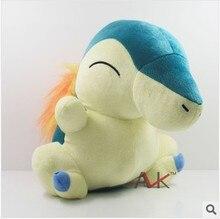 Pokemon Plush Toys 28cm Cyndaquil Cartoon Toys Euro-American Movie Plush stuffed Toys Free Shipping