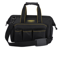 10kg Large Capacity Multifunctional Tool Bag Oxford Cloth 600D Multi Tools Bag Hardware Warterproof Electrical Repair