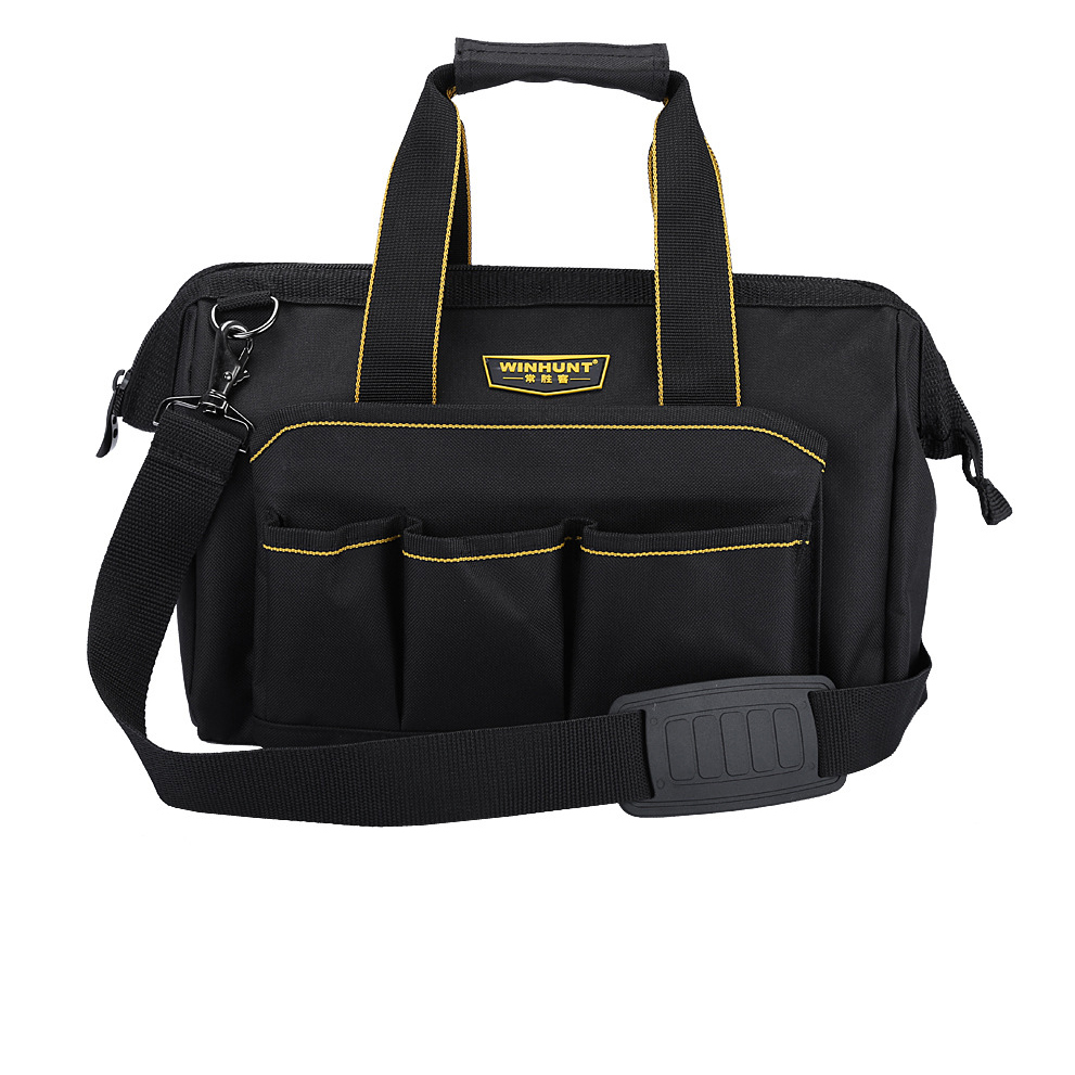 10kg Large capacity multifunctional tool bag oxford cloth 600D Multi tools bag hardware warterproof electrical repair work bags multi function meter reading dedicated tool bag high quality 600d oxford cloth tool bag multi pocket design electrician bag