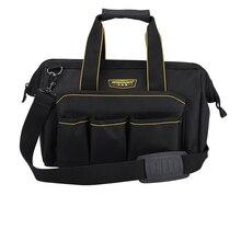 10kg Large capacity multifunctional tool bag oxford cloth 600D Multi tools bag hardware warterproof electrical repair work bags