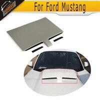PP avant de la voiture moteur hottes couvre garniture pour Ford Mustang 2015UP