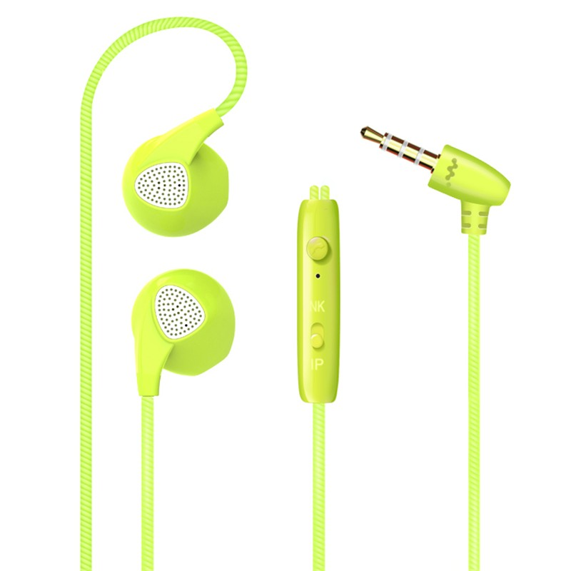 Earphone HD with Handsfree Support Noise Cancelling Headsets for Asus ZenFone Live ZB501KL Headset fone de ouvido