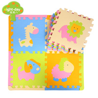 Eight Day Anima Foam Mat Animal Kids Playing Mats Baby Home Playing Mat Kids Children Puzzle