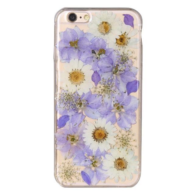 carcasa dura iphone 6 flores secas