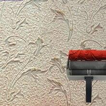 Прессформа для печати стен 7 дюймов узорчатый ролик для украшения стен резиновый ролик № 078