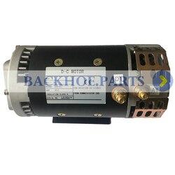24 V 4.5 HP silnik elektryczny 40844 40844GT dla Genie podnośnik nożycowy GS 1530 GS 1532 GS 1930 GS 2032 GS 3232|Części do alternatora i generatora|Samochody i motocykle -