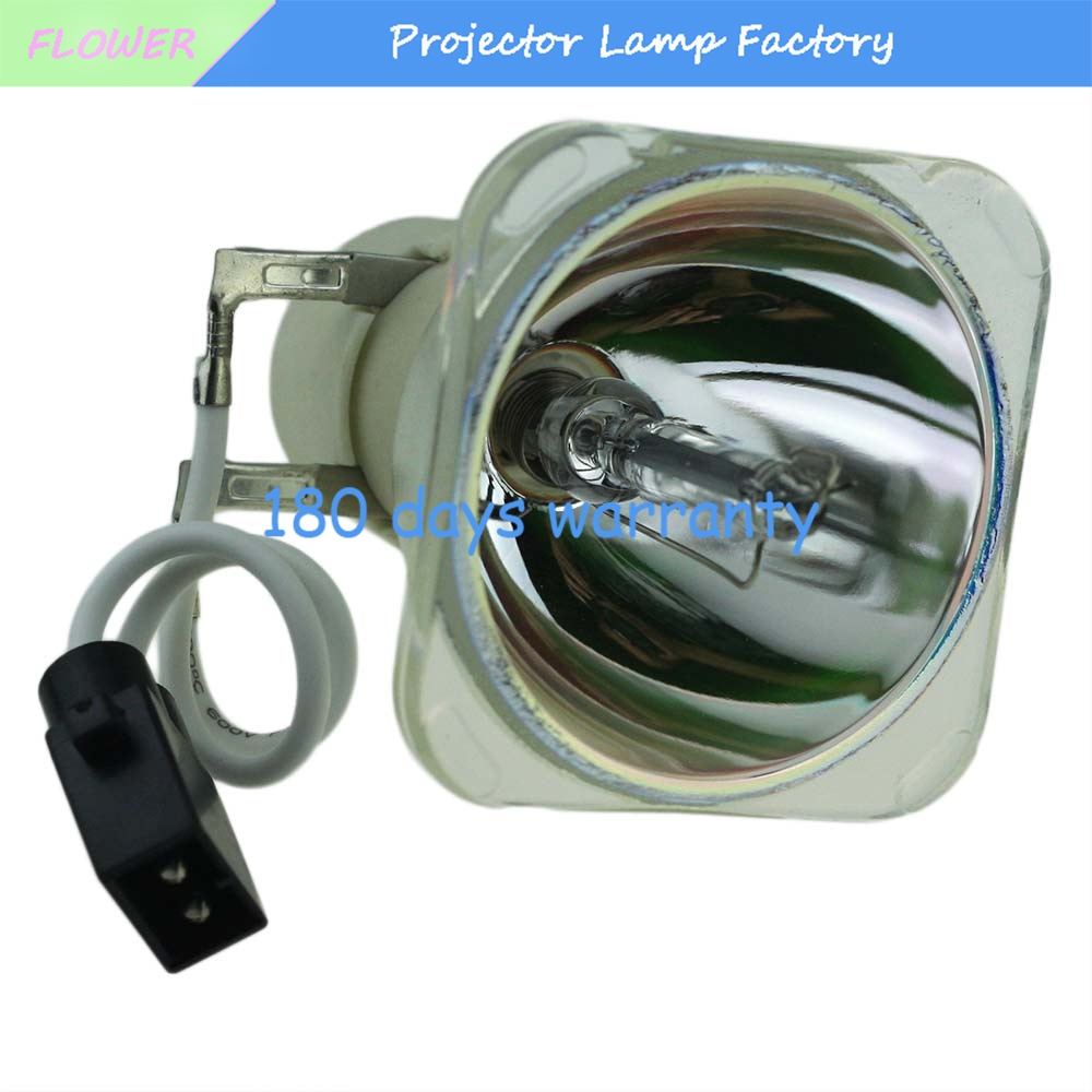 High Quality Compatible bare bulb 5J.J3T05.001 lamp for BENQ MS614 MX613ST MX615 Projectors