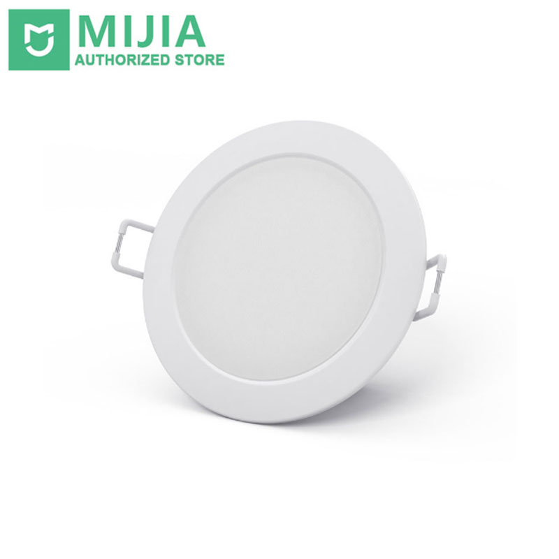 New Xiaomi Mijia Smart Downlight LED White & Warm Light Changeable Work With MiHome App WiFi Remote Control