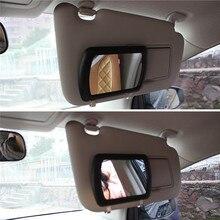 Портативный автомобильный солнцезащитный козырек зеркало солнцезащитный макияж детский монитор зеркало заднего вида практичные автомобильные принадлежности Декоративные#297193