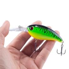 Mr. Fish 1PCS Brand Big Wobblers Fishing lures sea trolling minnow artificial bait carp peche crankbait pesca jerkbait
