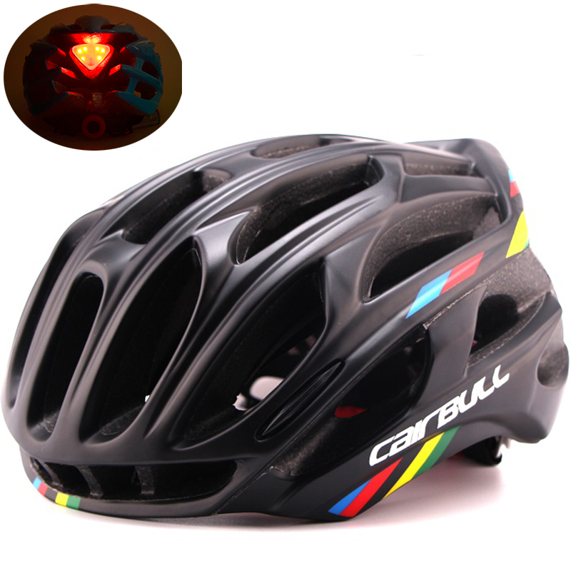 New Ultra Light 212g LED Bike Helmet Cycling Bicycle Sports Safety Helmet MTB Mountain Bike Helmet