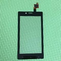 100% Working New Sensor Glass Panel Touch Screen Digitizer For Sony Xperia J ST26i ST26 ST26a Mobile Repair Parts Black