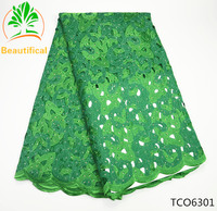 TCO63 African Organza Lace Fabric 2017 High Quality French Organza Lace Fabric New Arrival Stone Lace