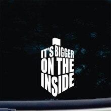 Это больше, чем снаружи внутрь вырезанная виниловая наклейка Стикеры для окна автомобиля бампер грузовика ноутбук Ipad Компьютер Скейтборд motorcycle6''