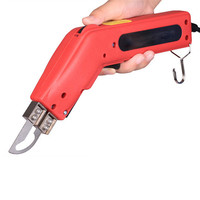100W Hand Hold Electric Knife Foam Sponge Heating Cutting Knife Professional Thermal Cutting Equipment Slot Cutting Kit