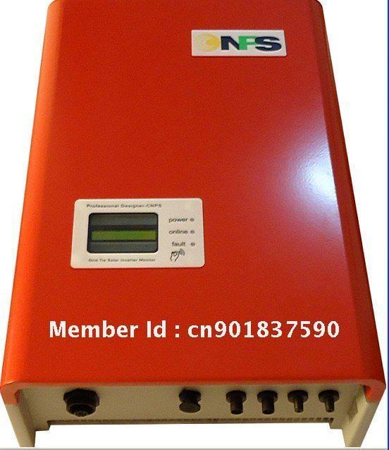 On grid solar inverter (high frequency) 1500W