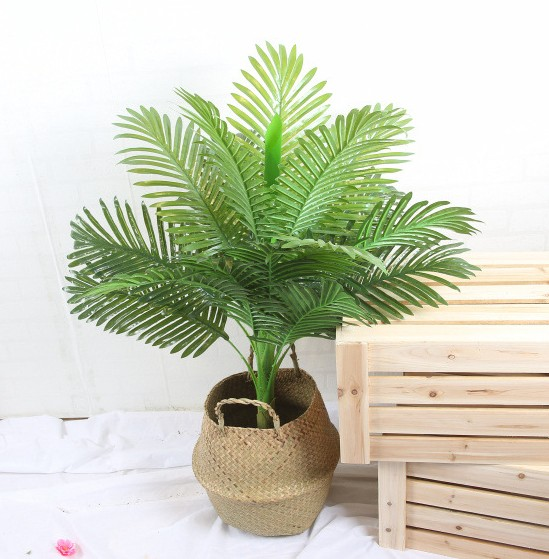 Artificial Fake Large Trees Home Garden Decoration Big Artificial Plants Plastic Fake Plants Artificial Fake Greenery