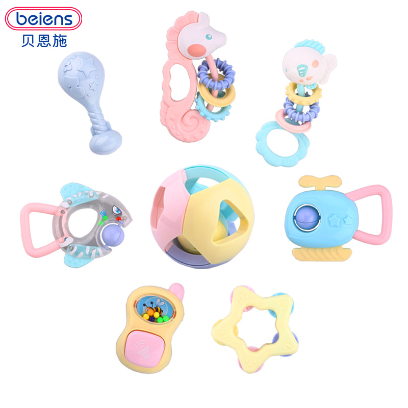 Beiens baby mobile toys to a year baby educational toys ...