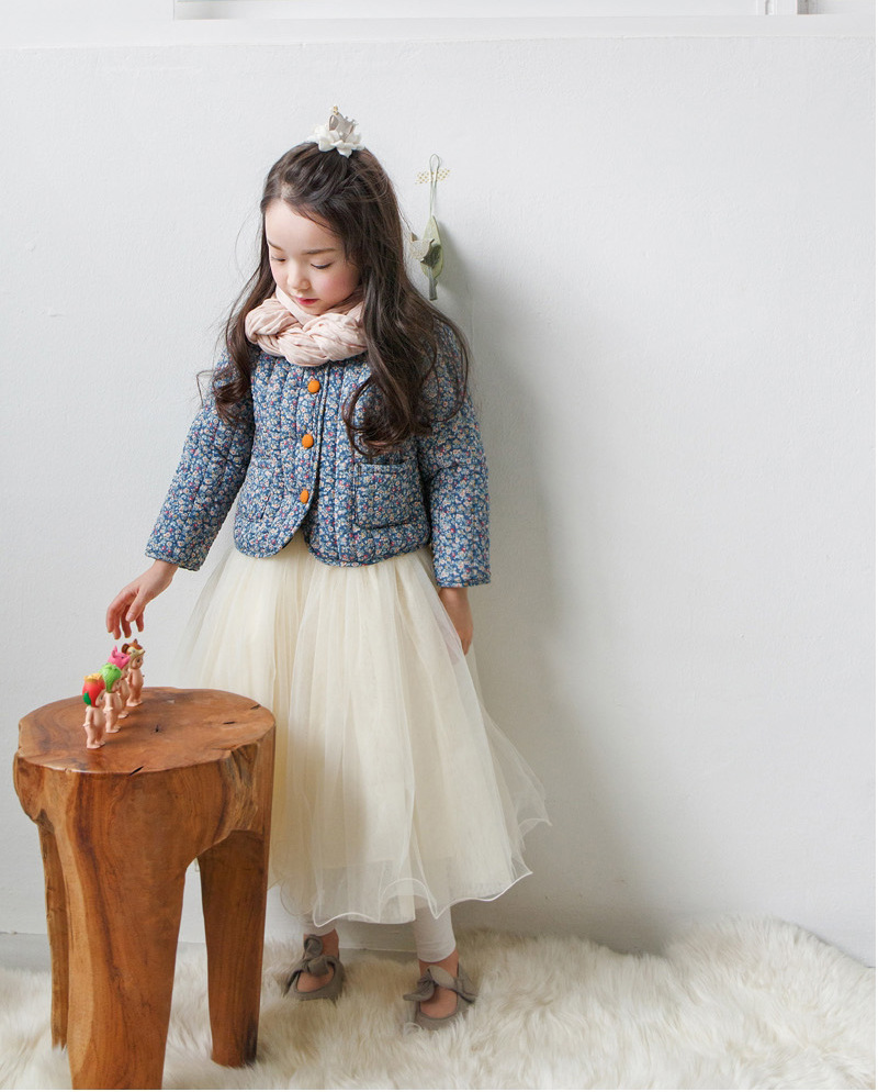 2017-New-Arrival-Childrens-Clothing-Child-Princess-Little-Girls-Casual-Tutu-Puff-Mid-Calf-Long-Kids-Skirt-Age-2-10-Beige-Grey-4