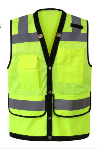 High Quality Reflective Vest Working Clothes Safety Clothing Motorcycle Cycling Sports Outdoor Reflective ccgk safety clothing reflective high visibility tops tee quick drying short sleeve working clothes fluorescent yellow workwear