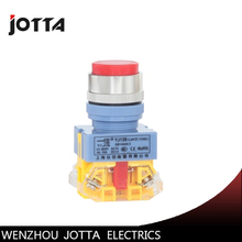 LAY37-11GN  momentary high push button switch