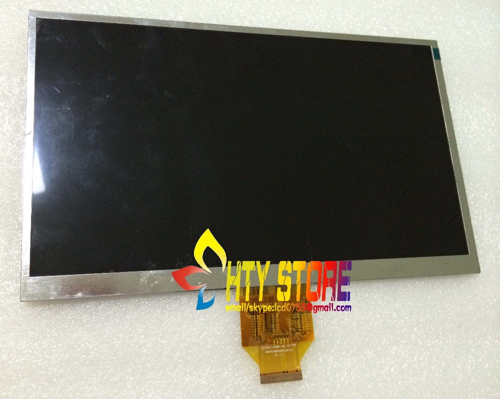 Original 10.1inch LCD screen KD101N7-40NB-A16 V0 KD101N7-40NB KD101N7 for tablet PC free shipping
