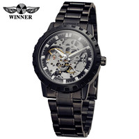 Brand Winner Fashion Watches Men Top Quality Automatic Men S Watch Luxury Fashion Stainless Steel Wristwatches