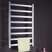 Настенный полотенцесушитель из нержавеющей стали/сушилка для полотенец, аксессуары для ванной комнаты, полотенцесушитель/стойки TW-RT4 зеркального лака