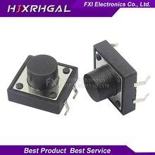 3000pcs 12x12x8MM מגע רוץ כפתור לדחוף כפתור מתג