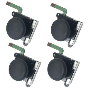 Image 2 - 20pcs 3D joystick analogico Spiedi sensore di ricambio per Nintend Interruttore NS per Joy Con controller parti di Riparazione Nero