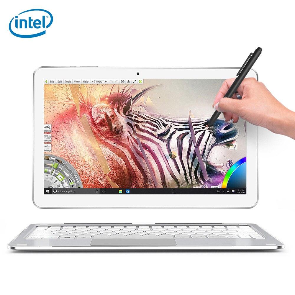 ALLDOCUBE Mix Plus 2 En 1 Tablette PC 10.6 ''4 gb + 128 gb Windows 10 Intel Kaby Lake noyau M3-7Y30 Dual Core 1.61 ghz Double Caméras Comprimés
