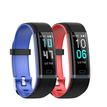 Y19 Color Screen Smart Band Female Physiological Cycle Monitoring Bracelet IP68 Waterproof Swimming Sports Wistband