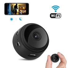 A9 Wifi Беспроводная Спортивная камера мини камера 1080P Full HD DV камера наблюдения ночного видения безопасность