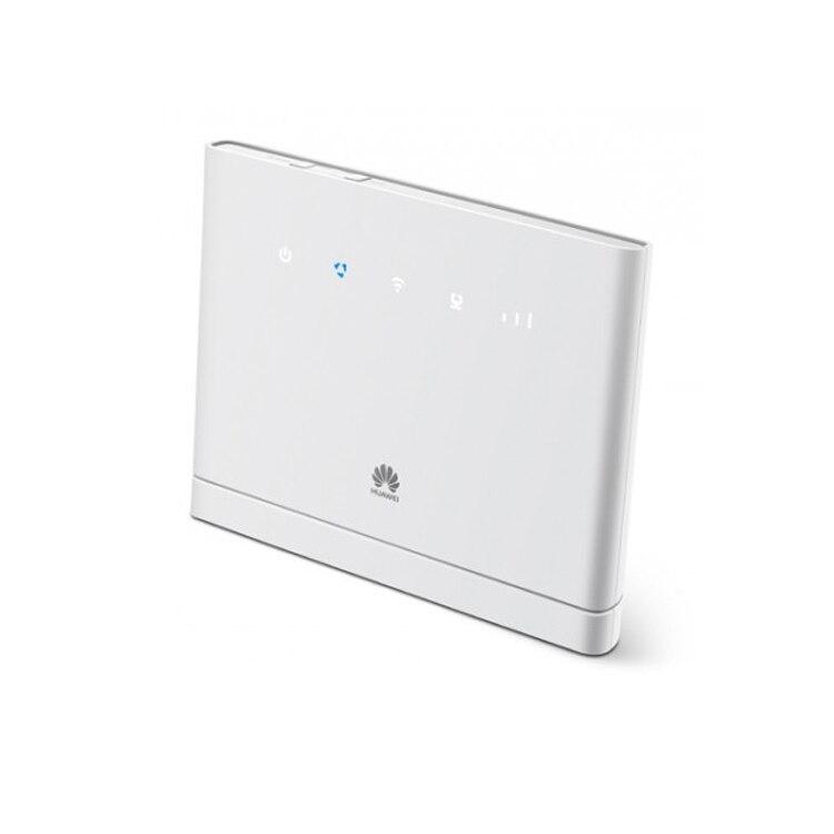 Débloqué Huawei B315s-607 4G LTE sans fil Router.4G Cpe, prise en charge RJ11 avec RJ45