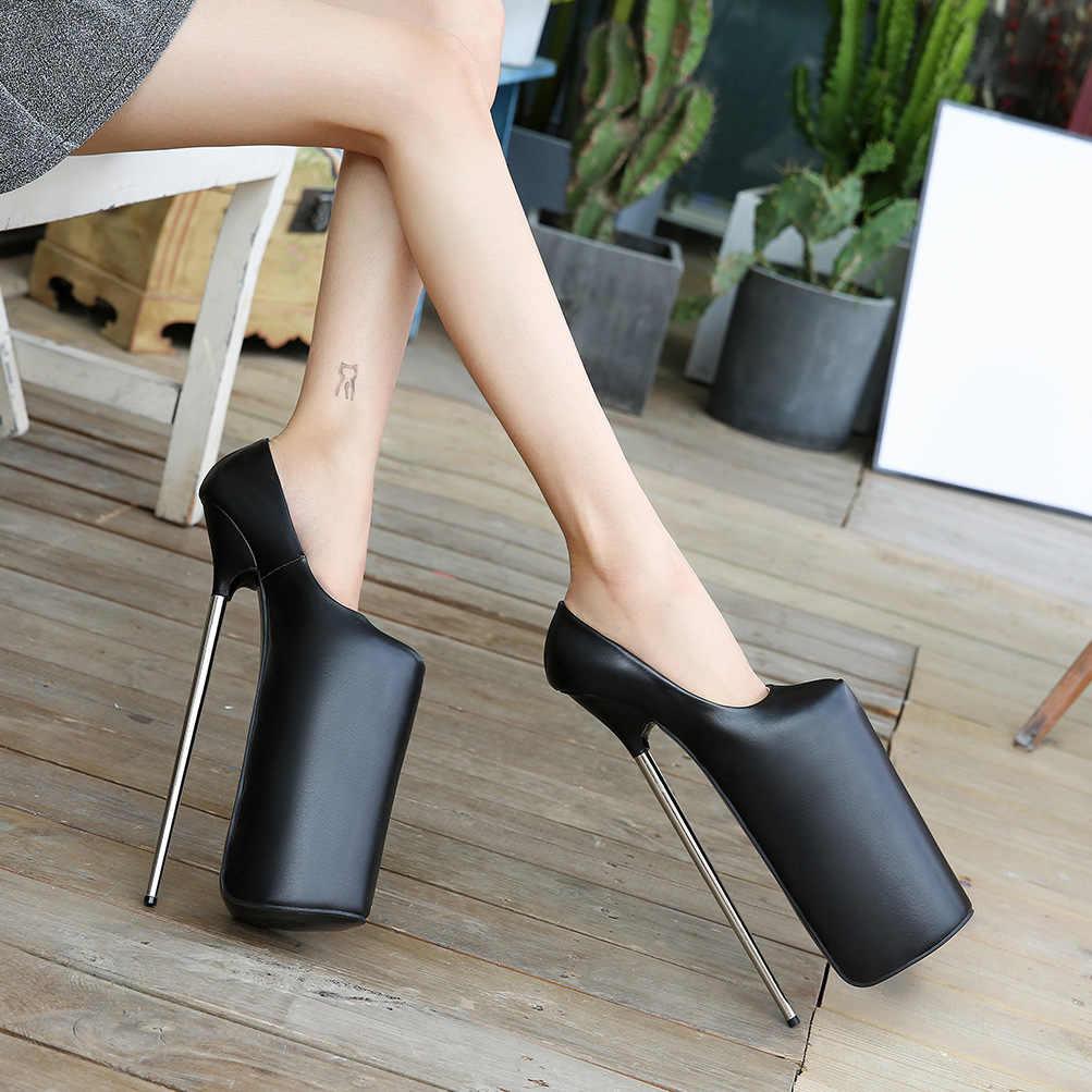 cb35c0160 ... Большие размеры 34-46, Брендовая обувь, женская обувь на высоком каблуке,  женские ...