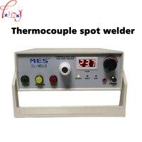 Термопары месте сварщика TL WELD аккумуляторная термопары сварочный аппарат с аргоном контакт функции 90 265 В