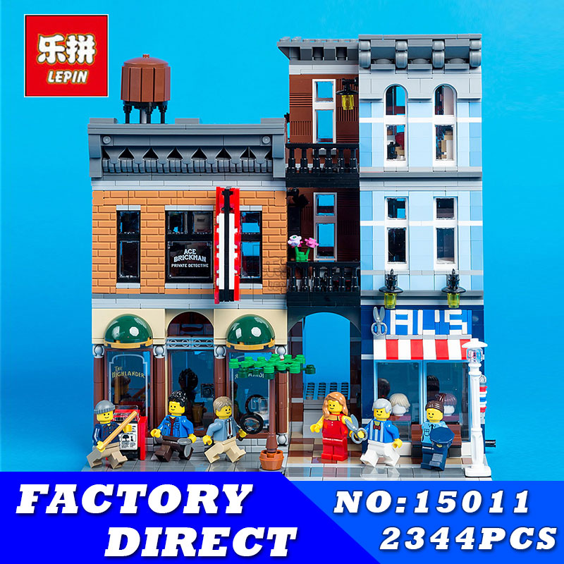 LEPIN 15011 2262Pcs Parisian Creator Expert City Series Restaurant Avengers Assemble Street Building Blocks Bricks Toys Gift a toy a dream lepin 15008 2462pcs city street creator green grocer model building kits blocks bricks compatible 10185