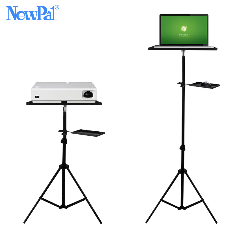 Projector Bracket Aluminum Pallet Anti-scratch Floor Stand Tripod For Laptop Russia Warehouse Clearance