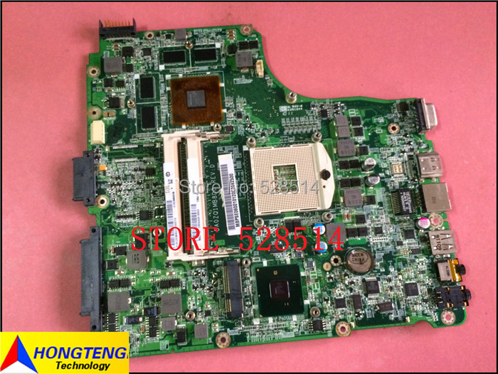 Non-integrated For Acer Aspire 4820 4820T laptop motherboard MBPSE06001 DA0ZQ1MB8D0  fully tested integrated laptop motherboard for 5738 08245 1 jv50 mv mb 48 4cg01 011