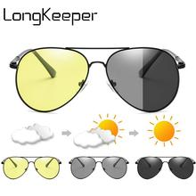 Anti Blue Light Polarized Sunglasses Men