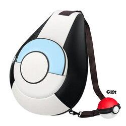 OIVO Lagerung Tasche für Nintendo Schalter Konsole Controller Wasserdicht Weiche PU Leder Rucksack Große Raum Crossbody-tasche für NS