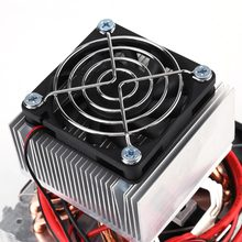 Original DIY Mini Fridge DC 12V Semiconductor Refrigeration Cooling Device Thermoelectric Cooler High Cooling Efficiency Hot(China)