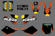 R B Logo (Stier) motorrad Bike SX Aufkleber Grafiken Kit FÜR KTM KTM50 SX50 SX 50CC 50 2002 2003 2004 2005 2006 2007 2008