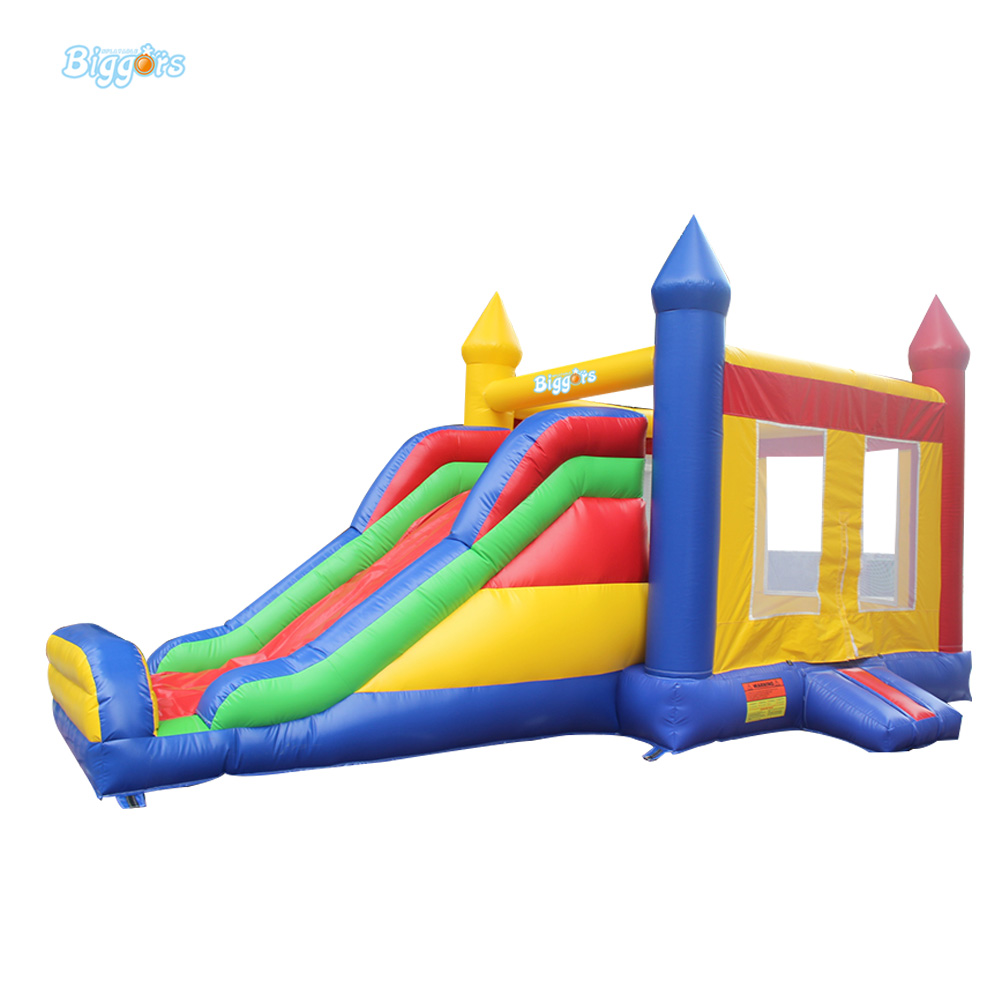 Special Promotion Inflatable Bouncy Castles Jump Bouncer Sliding Toys for Sale