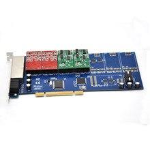 Новые 8 порты, PCI Asterisk FXO FXS карты, elastix карты, trixbox или карты, Freeswitch АТС, TDM800P телефонная карта Asterisk ip-атс