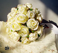 Free shipping Beauty Newest Wedding Bouquets 2016 Bridal Bouquets buque de noiva Simulation Flowers